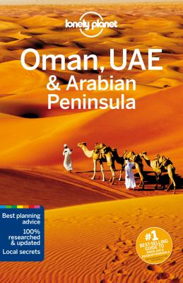 Image of Oman Uae And Arabian Peninsula : Lonely Planet