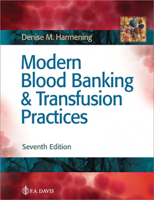 Image of Modern Blood Banking And Transfusion Services