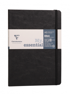 Notebook Clairefontaine My Essential A5 Dot Black