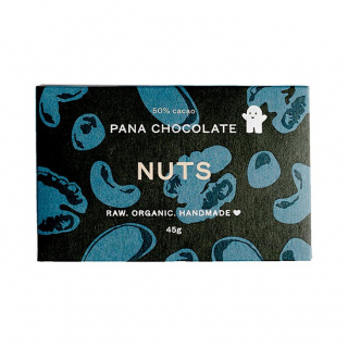 Image of Nuts : Pana Chocolate Bar