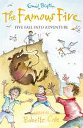 Image of Five Fall Into Adventure