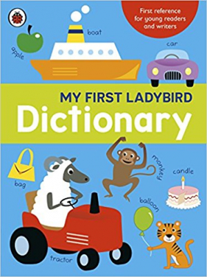 Image of My First Ladybird Dictionary