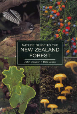 Image of Nature Guide To The New Zealand Forest
