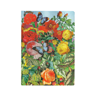 Image of Butterfly Garden : Midi Format Lined Journal
