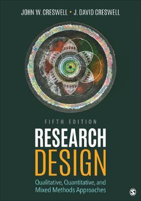 Image of Research Design : Qualitative Quantitative And Mixed Methodsapproaches