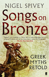 Image of Songs On Bronze Greek Myths Retold