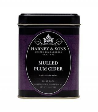 Image of Harney Tea : Mulled Plum Cider