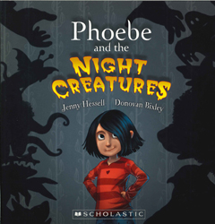 Image of Phoebe And The Night Creatures
