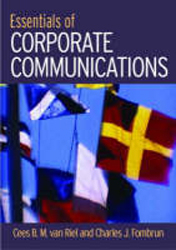 Image of Essentials Of Corporate Communication Implementing Practicesfor Effective Reputation Management