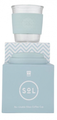 Image of Cool Cyan 8oz Cup : Sol Cup