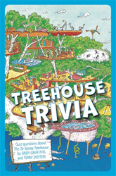 Image of Treehouse Trivia : Quiz Questions About The 26 Storey Treehouse