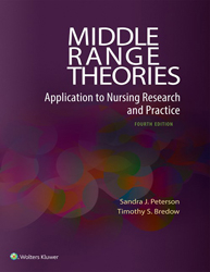 Image of Middle Range Theories : Application To Nursing Research