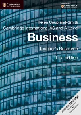 Cambridge International As And A Level Cd-rom Teacher's Resource