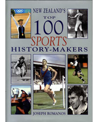 Image of New Zealands Top 100 Sport History Makers