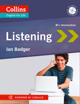 Image of Collins English For Life : Listening B1+ Intermediate