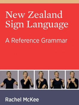 Image of New Zealand Sign Language : A Reference Grammar (with Ebook Access)