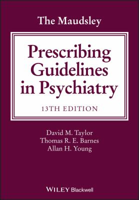 Image of The Maudsley Prescribing Guidelines In Psychiatry