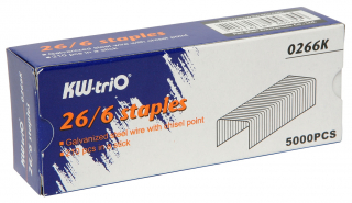 Image of Staples Kw-trio 26/6 5000 Pack