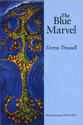 Image of Blue Marvel : Shorter Poems 1993-2012