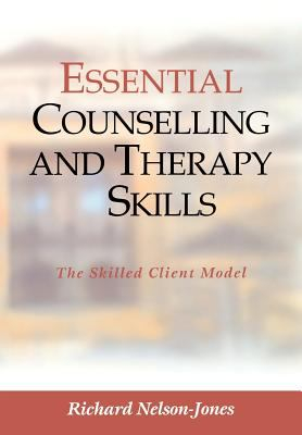 Image of Essential Counselling & Therapy Skills