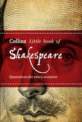 Image of Collins Little Books : Little Book Of Shakespeare