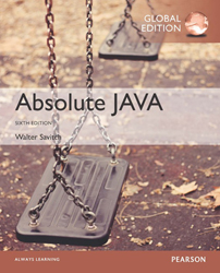 Image of Absolute Java