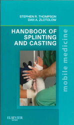 Image of Handbook Of Splinting And Casting