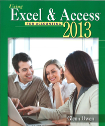 Image of Using Excel & Access For Accounting 2013