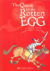 Image of Quest For The Rotten Egg