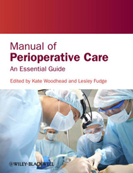 Image of Manual Of Perioperative Care : An Essential Guide