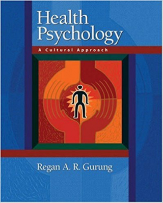 Image of Health Psychology A Cultural Approach