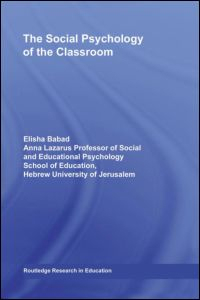 Image of The Social Psychology Of The Classroom