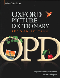 Image of Oxford Picture Dictionary : Monolingual