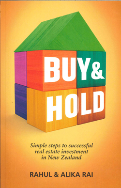 Image of Buy And Hold : Simple Steps To Successful Real Estate Investment In New Zealand While You Keep Your Day Job