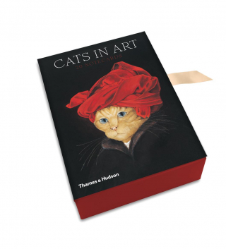 Image of Cats In Art: Notecard Box