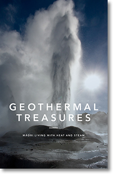 Image of Geothermal Treasures : Maori Living With Heat And Steam
