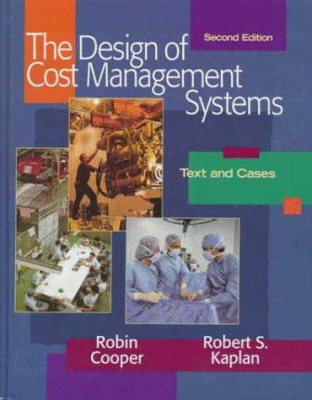 Image of Design Of Cost Management Systems Text & Cases