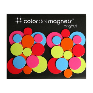Image of Magnets Color Dot 30 Pack