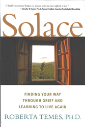 Image of Solace : Finding Your Way Through Grief And Learning To Liveagain