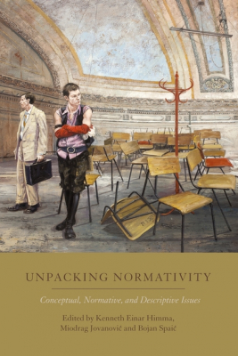 Image of Unpacking Normativity : Conceptual Normative And Descriptiveissues