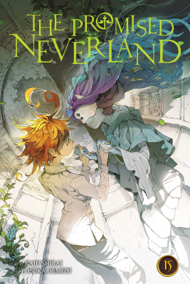 Image of The Promised Neverland : Vol 15