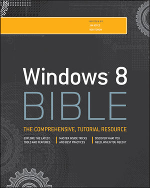 Image of Windows 8 Bible