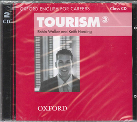 Image of Tourism 3 : Class Audio Cd : Oxford English For Careers