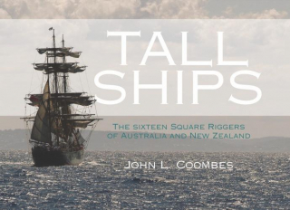Image of Tall Ships 16 Square Riggers Of Australia & Nz