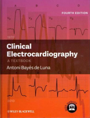 Image of Clinical Electrocardiography : A Textbook