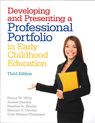 Image of Developing And Presenting A Professional Portfolio In Early Childhood Education