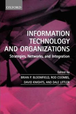 Image of Information Technology & Organizations Strategies Networks &