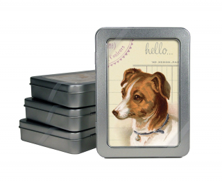 Image of Cavallini And Co Vintage Dog Notecards