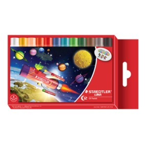 Image of Oil Pastels Staedtler Luna 12 Pack