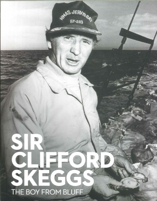 Image of Sir Clifford Skeggs : The Boy From Bluff